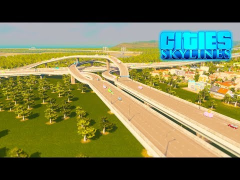 Die neue Autobahn | Cities Skylines