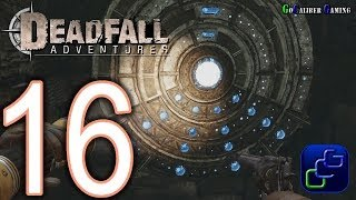 DEADFALL Adventures Walkthrough - Part 16 - Level 8: Mayan Tombs