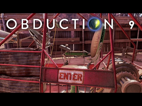 Obduction   Deutsch Lets Play #09   Blind Playthrough   Ingame English