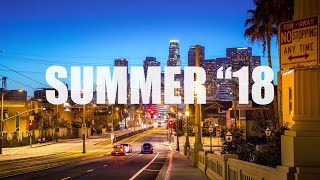 Songs that will bring you back to summer 2018