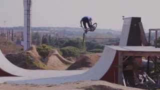 Harry Main: 2013 Nike BMX Edit