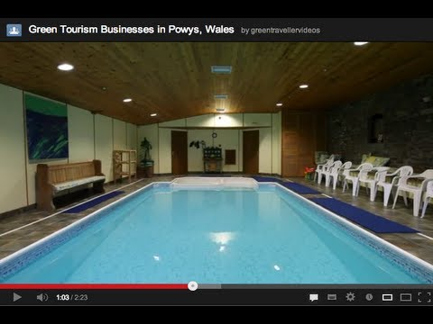 Greentraveller Video of Carno Cottages, Powys, Wales
