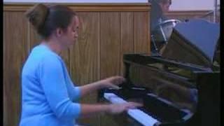 Piano Solo - He Set Me Free - Jennifer Lewis