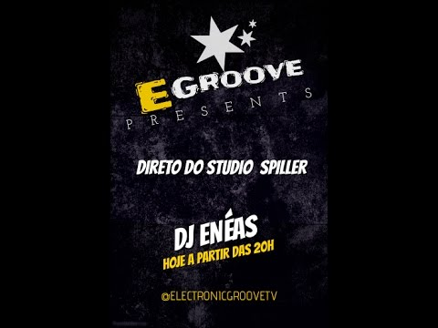 DJ Eneas Studio Spiller 2.11.2016
