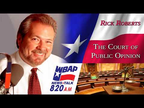 Rick Roberts Court Of Public Opinion March 27, 2018