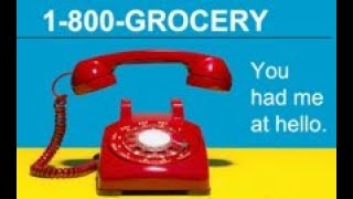 1-800-Grocery
