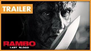 Bekijk trailer Rambo: Last Blood met Sylvester Stallone