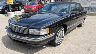 1994 Cadillac Deville 4.9 Liter V-8 One Owner Just 68k Miles Elite Auto Outlet