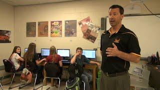 Fred Baker, Social Studies Teacher   Falcon Middle School