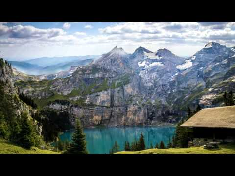 Relaxation video-Relax-sounds of nature-naturens ljud-Geräusche der Natur-alpine Landscape