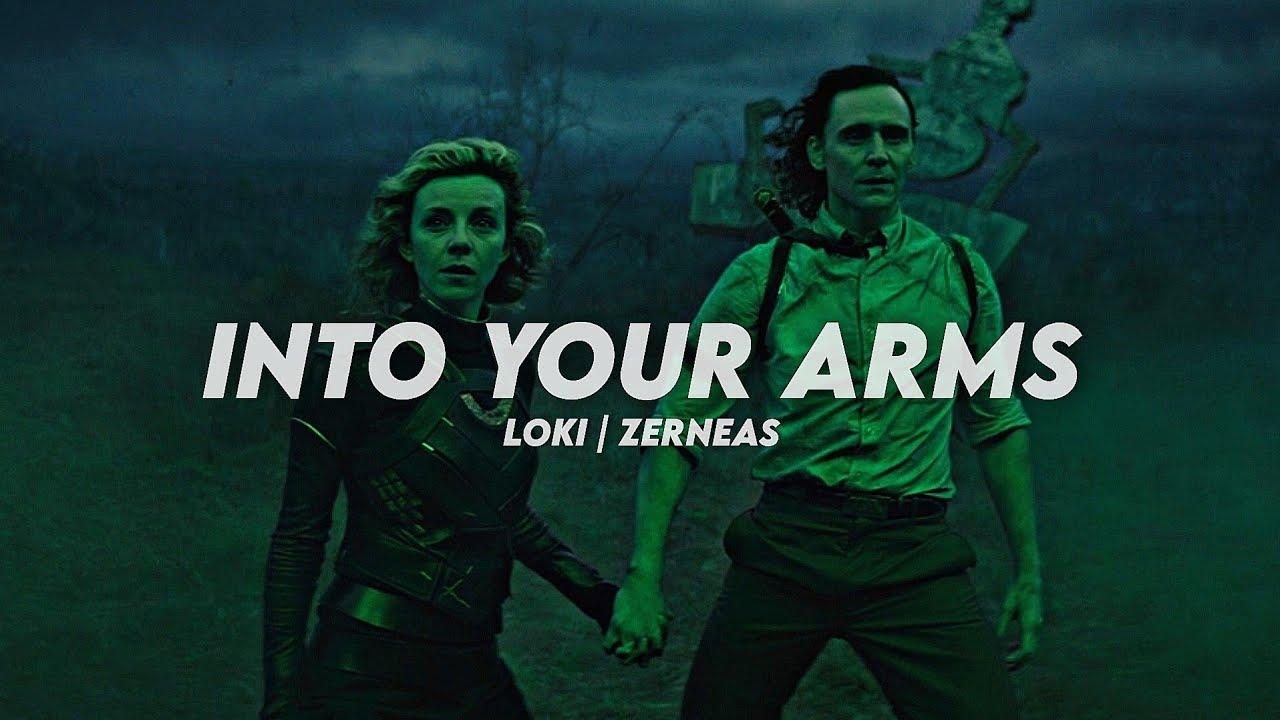 Loki x Sylvie    Into Your Arms [Edit]