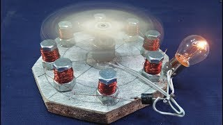 Free Energy Magnet Device Self Running Machine New Ideas New Technology Free Electricity