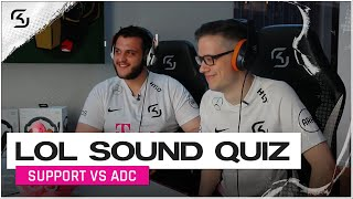 LEAGUE OF LEGENDS SOUND QUIZ | POWERED BY EPOS | SK LEC