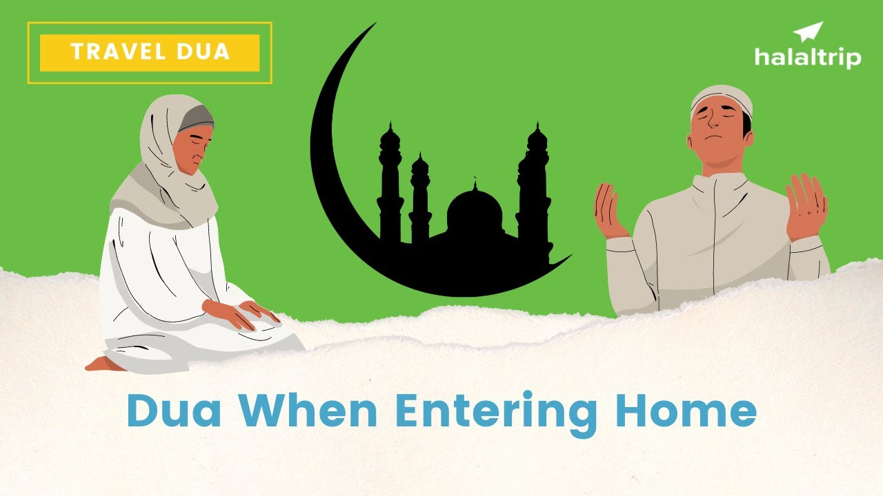 Download Dua When Leaving Home | Understand and Memorize the Islamic Dua