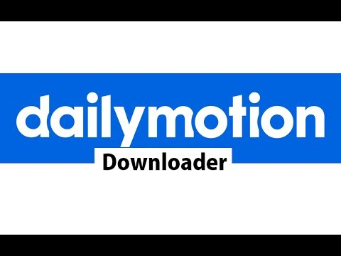Download from dailymotion