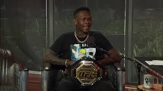 UFC Middleweight Champion Israel Adesanya Talks Jon Jones & More with Rich Eisen | Full Interview