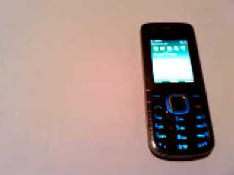 Nokia 6212 with RATB MIFARE Tag