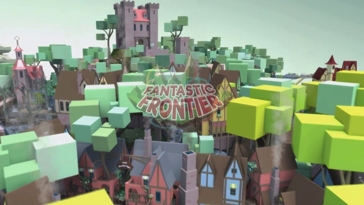 Fantastic Frontier Release Trailer Youtube