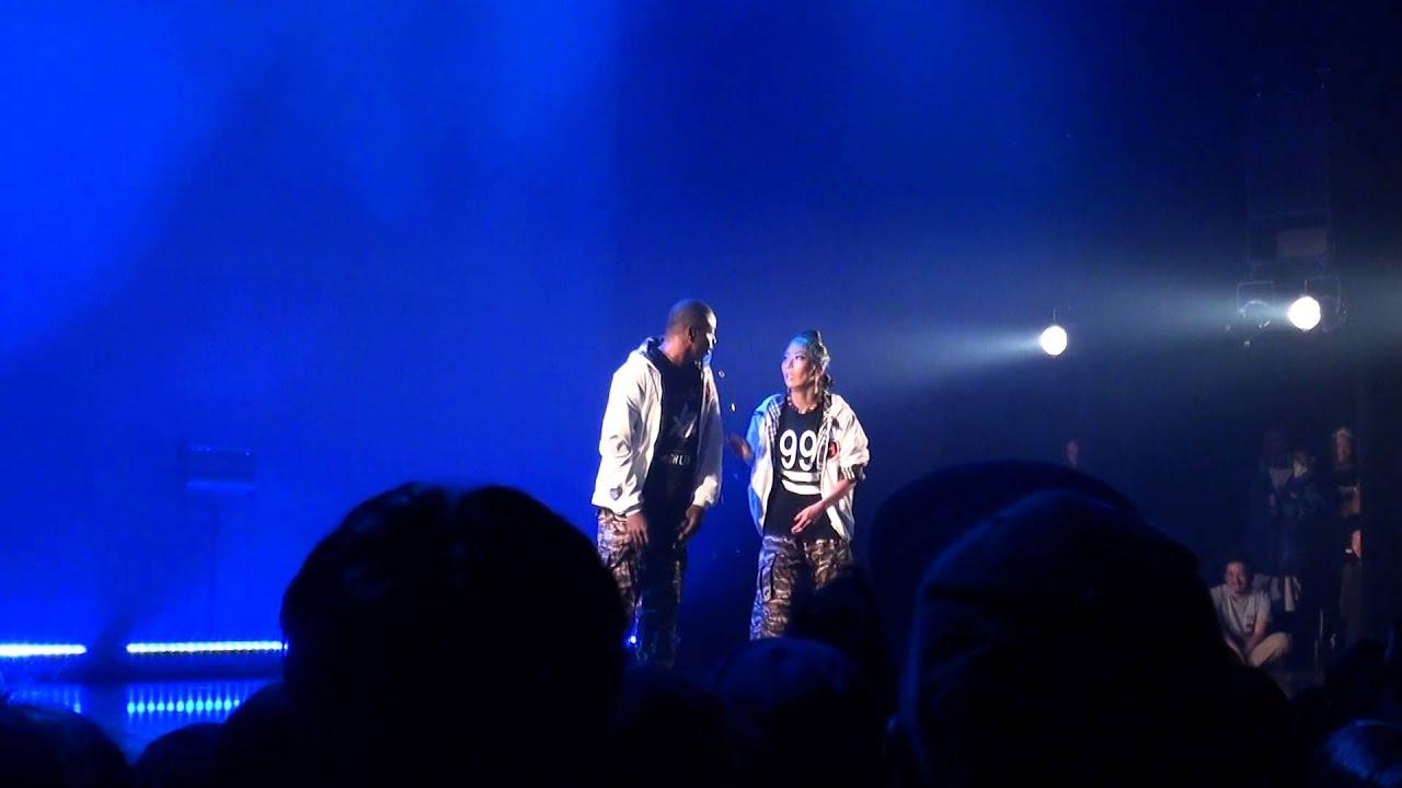 2015 12 5 LINK (ELITE FORCE) & YOSHIE (Be Bop Crew /ebony) @East Side Party