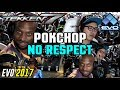PokChop Disrespects MYK @ EVO 2017 | PokChop Josie vs. MYK Steve TEKKEN 7 Day 1 Pools 7/14/17