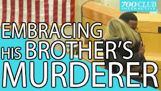 Embracing His Brother's MURDERER | Full Episode | 700 Club Interactive