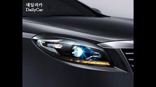 ″준대형 돌풍 잇는다″..SM7 후속 ′디자인 카리스마…