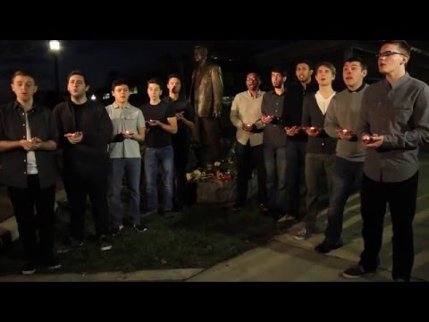 In Memoriam: Profecy's A Cappella Tribute to Henry M. Rowan
