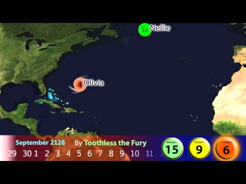 Hypothetical Hurricane Season #76 - 2128