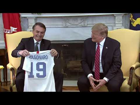 Jersey swap could highlight tighter US-Brazil ties