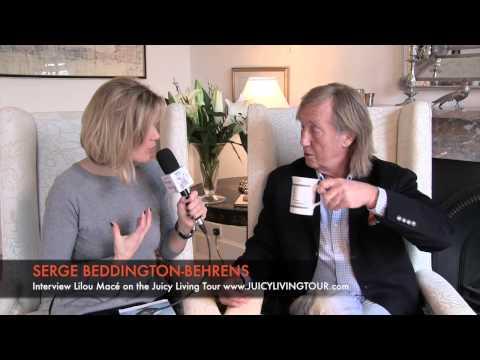 Awakening the universal heart & spiritual activism - Serge Beddington Behrens
