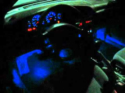 2001 Nissan Maxima Interior Lights Not Working