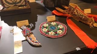 Best Of Show - Beadwork/Quillwork | Santa Fe Indian Market 2018