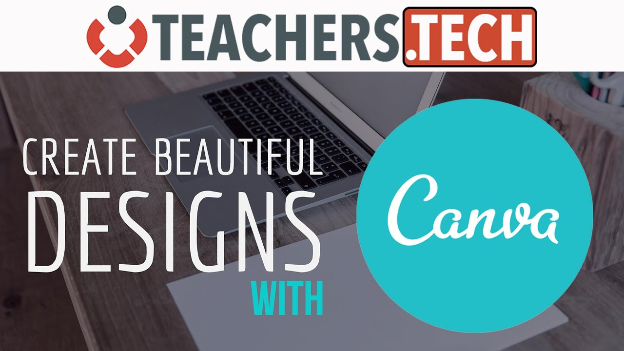 Learn Canva - Create FREE Beautiful Graphic Designs