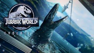 THE NEXT DLC WAS FOUND?? - Jurassic World Evolution - Future Updates, Aquatic Fan Concepts