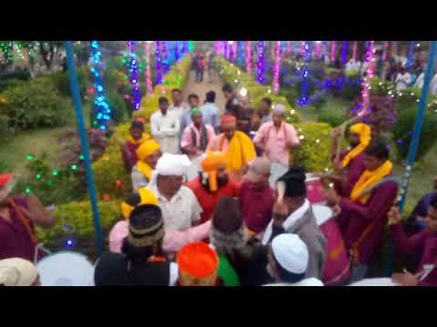 Dam madar beda paar party programme at  hari pura urse hasan baba