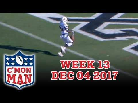 ESPN C'MON MAN! Week 13 - 12-04-17