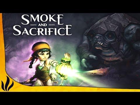 UN AIR DE DON'T STARVE MAIS SCÉNARISÉ ! (Smoke and Sacrifice #1)