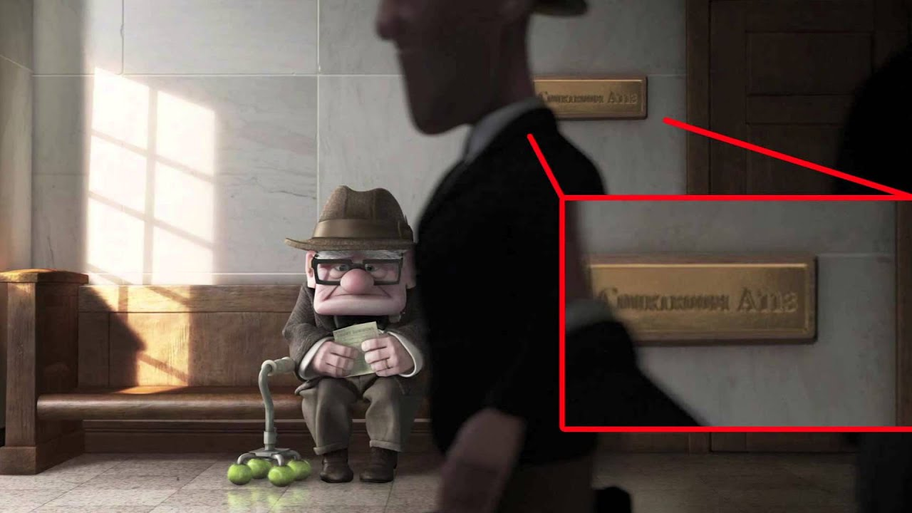 Disney Has Been Hiding Something From You In Plain Sight. I Can't Believe I  Didn't Notice It Before.