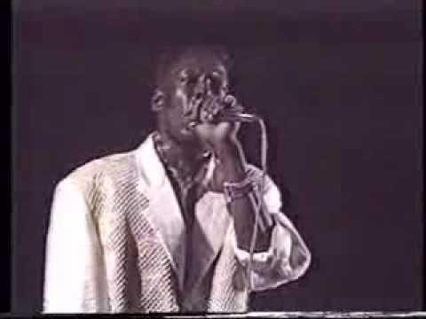 Shabba Ranks ~ Sagittarius Band ~ Live 1991