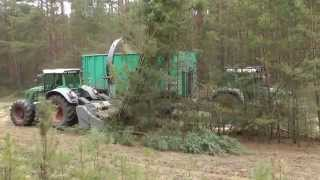 FAE Biomass Harvester