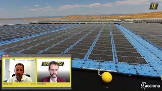 Fotovoltaica Flotante en España - Entrevista a ACCIONA