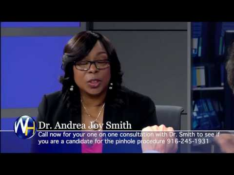 New Treatment Options for Gum Recession with Sacramento, CA dentist Dr. Andrea Joy Smith