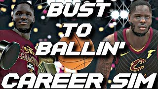 SIMULATING ANTHONY BENNETT'S HALL OF FAME NBA CAREER ON NBA 2K18!!!(2013-2032)