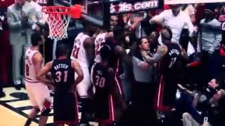 Chicago Bulls vs Miami Heat Series NBA Playoffs Conference 2013 Recap