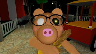 Playing as PONY! Roblox PIGGY New Update