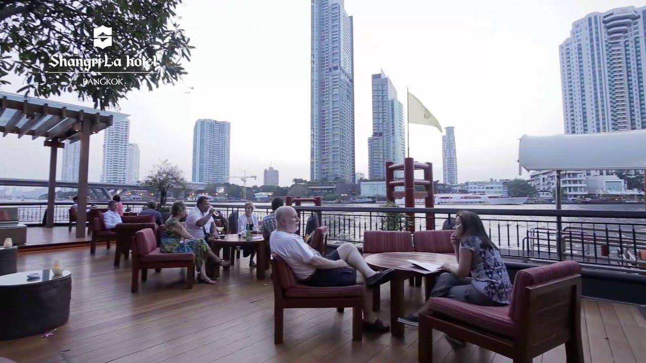 Shangri La Hotel Bangkok Luxury 5 Star Youtube