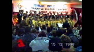 Gemlik, Güfte: Necip Artan Beste : Erdinç Çelikkol- Gemlik Türk Sanat Müziği korosu