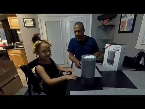 Vizio Crave 360 wi-fi speaker review