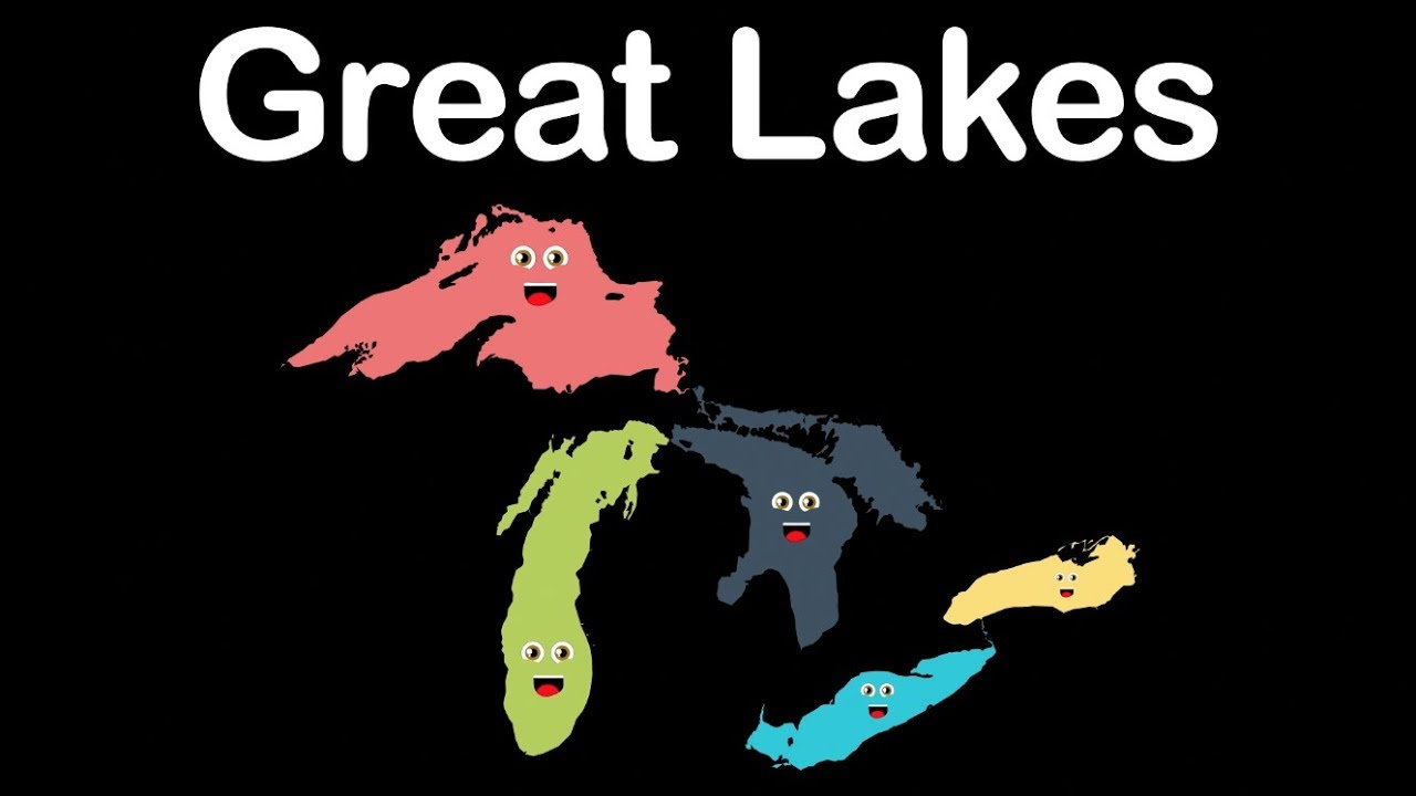 Great Lakes Geography/Great Lakes North America