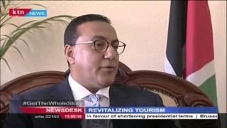 Tourism Cabinet Secretary Najib Balala shares his strategy for the ministry